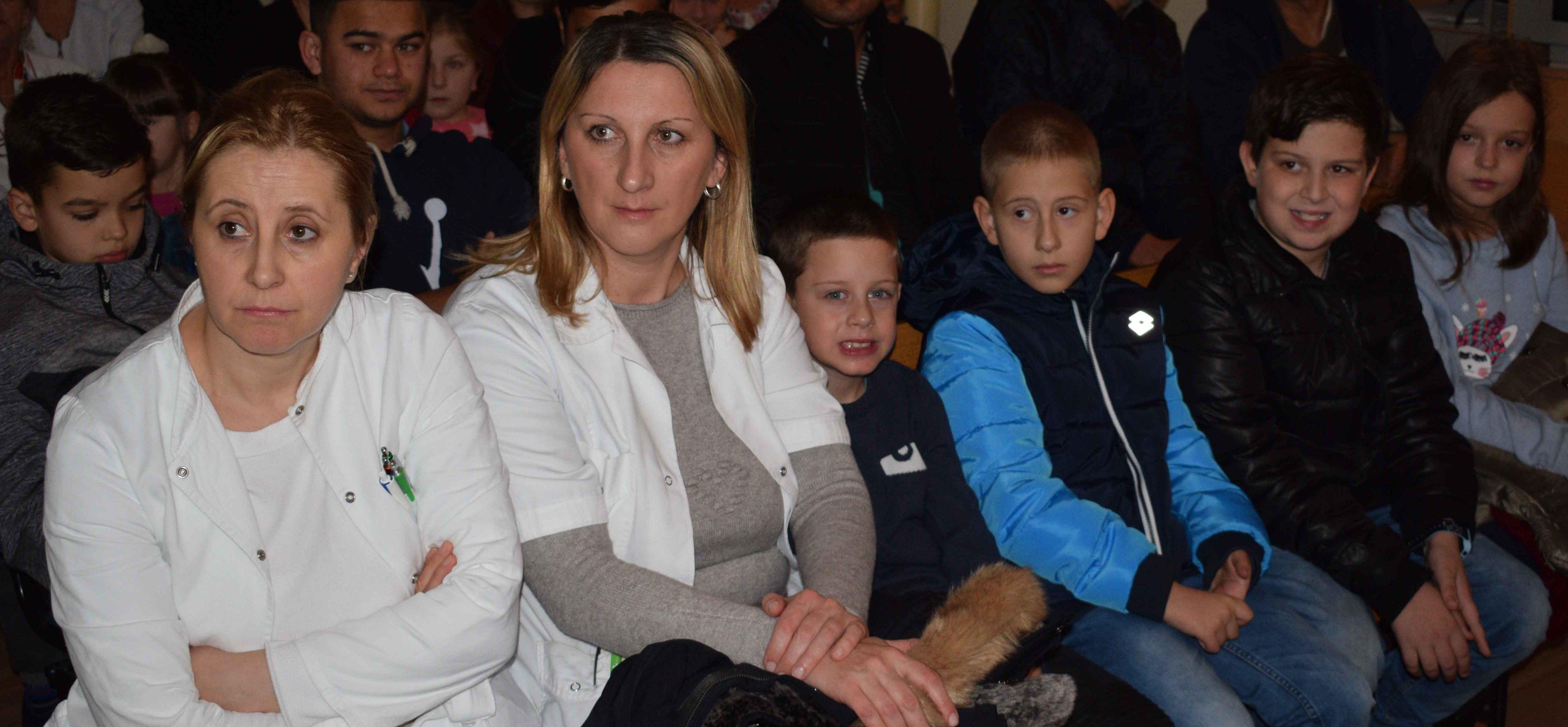 Workshop for healthy growing up of children held in Sjenica