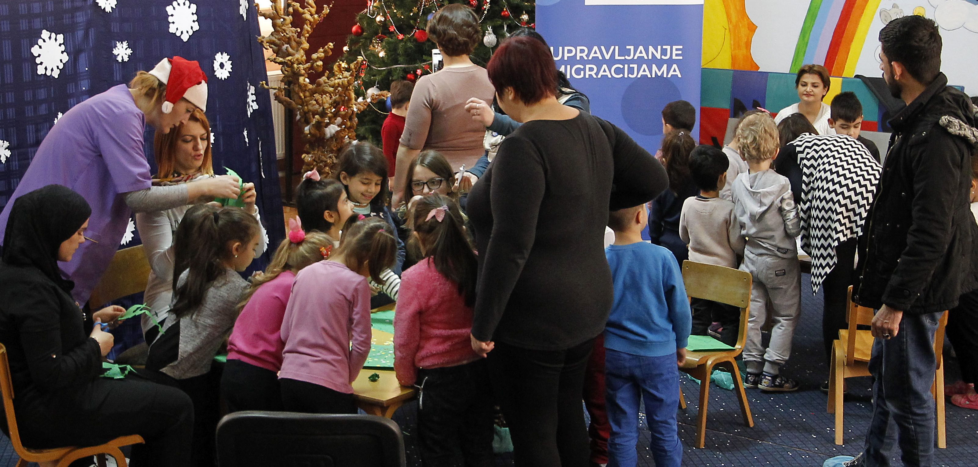Kindergarten from Bujanovac gets a valuable donation from the European Union
