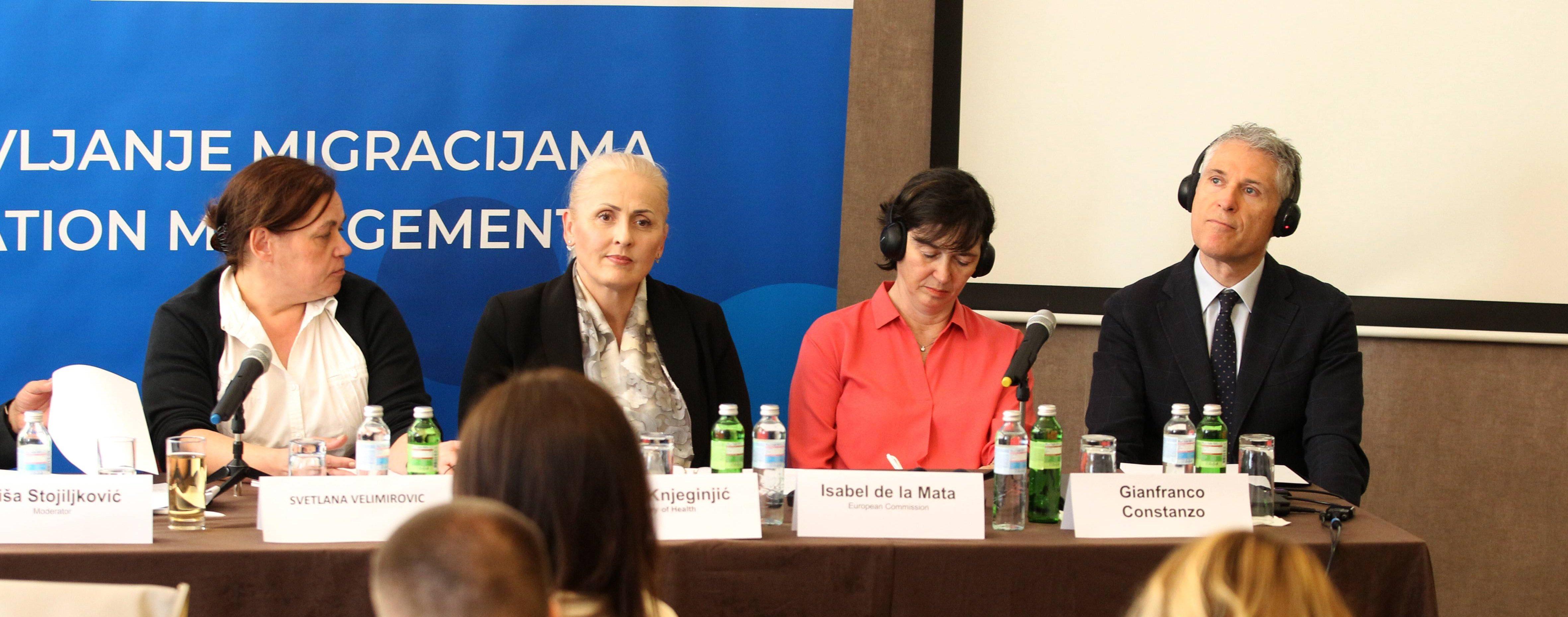 Migrantima u Srbiji prošle godine pruženo 100.000 zdravstvenih usluga