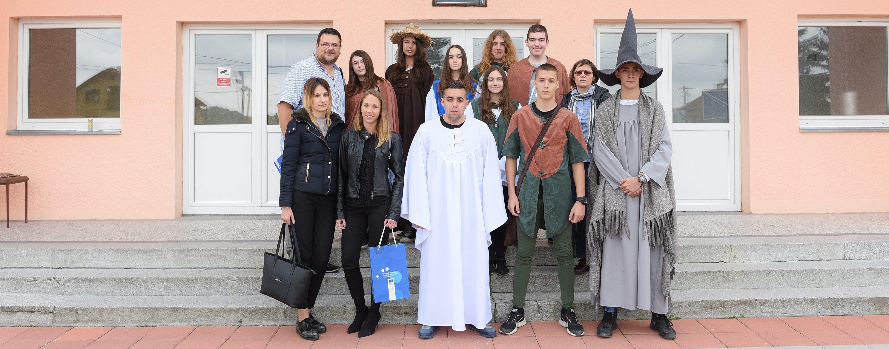 """School Day of the Primary School """"Vera Blagojevic"""" marked in Banja Koviljaca"""