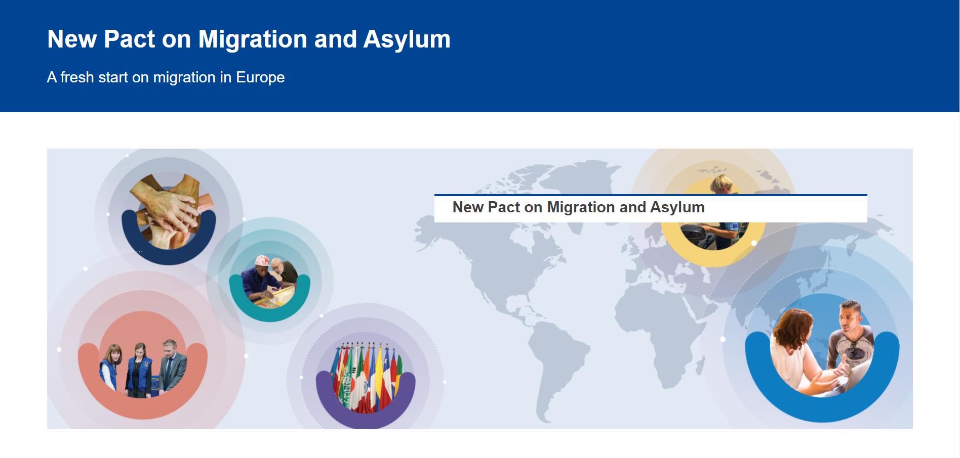 Novi sporazum o migracijama i azilu