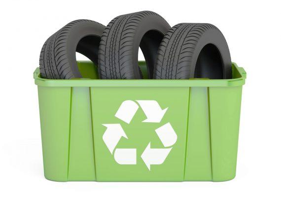 Upravljanje otpadnim uljima i gumama