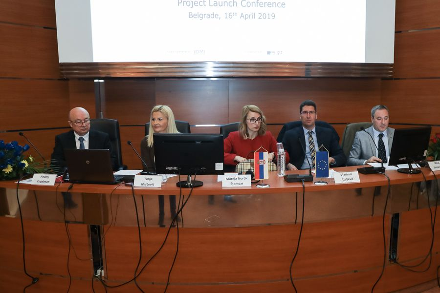 Konferencija povodom početka PLAC III projekta 16. aprila u Beogradu