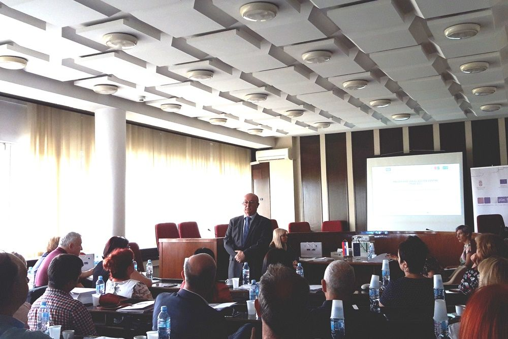 Podrška harmonizovanju zakonskih akata u oblasti biomedicine