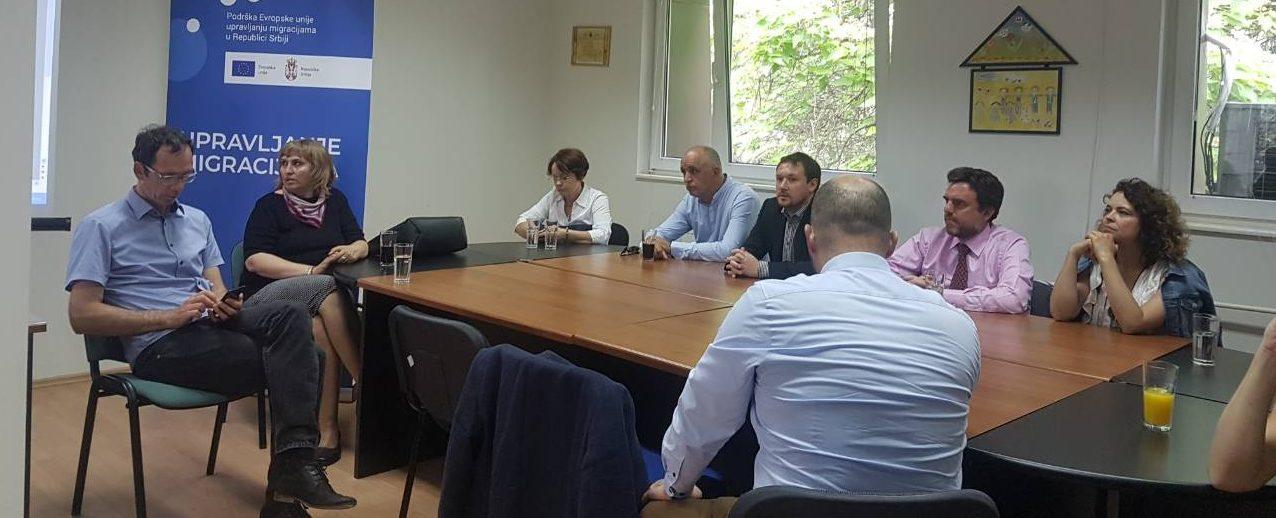 Podrška Evropske unije u Subotici za migrante i lokalnu zajednicu