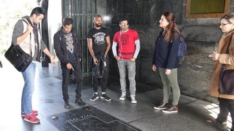 Poseta spomeniku Neznanog junaka i tornju na Avali