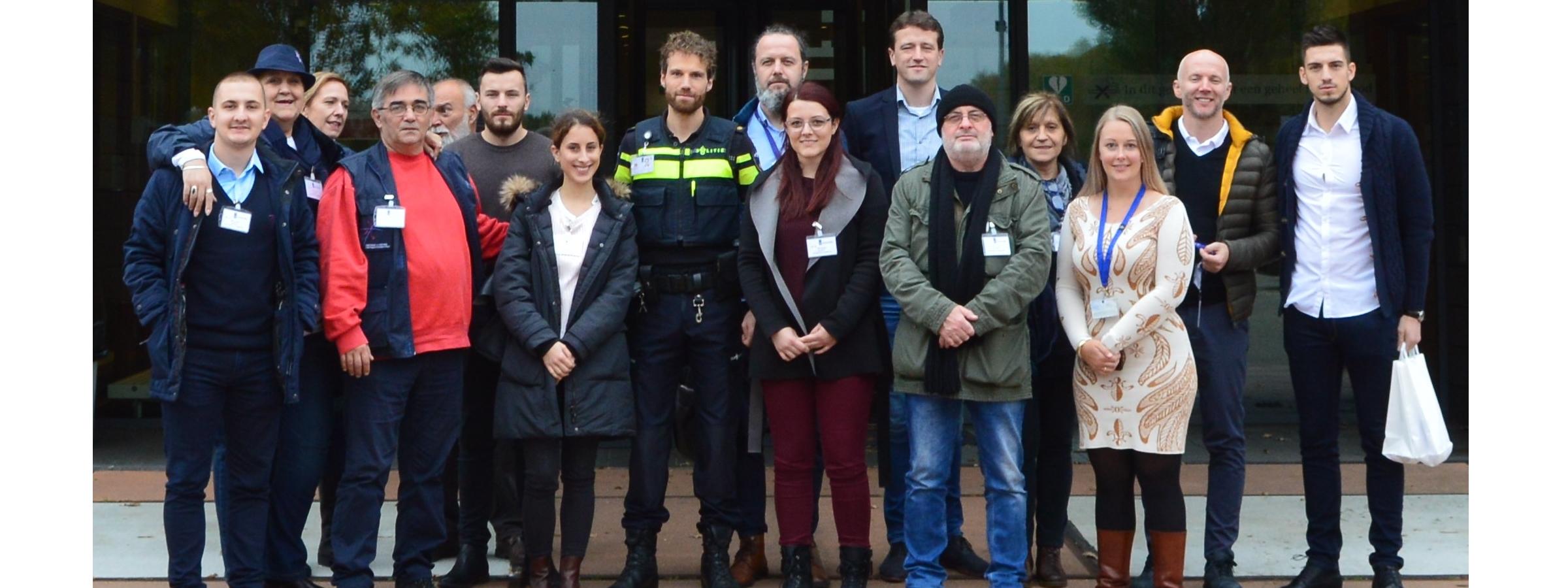Studijska poseta Holandiji za zaposlene Komesarijata za izbeglice i migracije